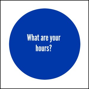 hours - blue